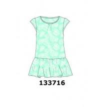 Encounter small girls dress blue radiance (5 pcs)