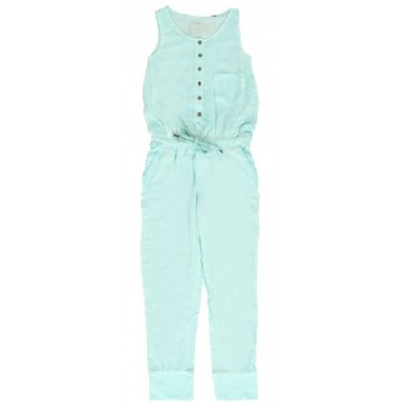 133722 Encounter small girls overall blue glow (5 pcs)