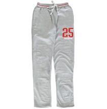 Teen boys jogging pant gray melange (4 pcs)