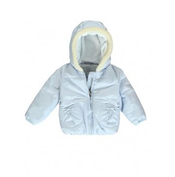 133881 Infusion baby girls jacket combo 1 chambray blue (4 pcs)