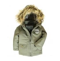 Infusion baby boys jacket combo 1 taupe (2 pcs)