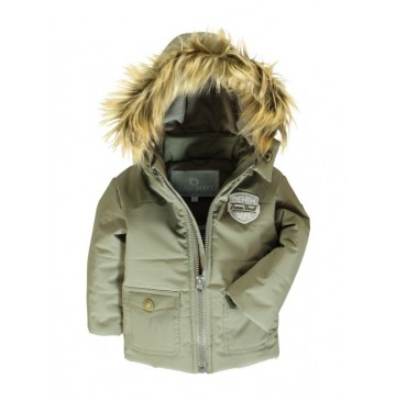 Infusion baby boys jacket combo 1 taupe (2 pcs)