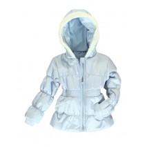 133939 Infusion small girls jacket chambray blue (5 pcs)