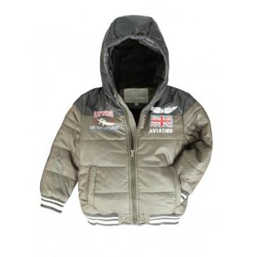 Infusion small boys jacket light kaki (5 pcs)