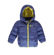Earthed small boys jacket blue depths (5 pcs)