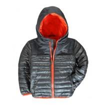 Earthed small boys jacket asphalt (5 pcs)