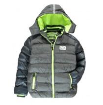134009 Design Matters teen boys jacket asphalt (5 pcs)