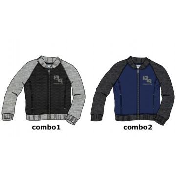 134030 Desgin Matters teen boys combo 2  jacket blue depths (6 pcs)