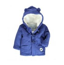 Infusion baby boys polar fleece jacket combo 1 blue (4 pcs)