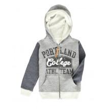 134215 Design Matters small boys sweater combo 1 blue melange (6 pcs)