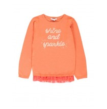 134494 Infusion small girls pullover combo 1 coral(6 pcs)