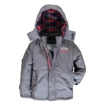 134498 Earthed small boys jacket grey (5 pcs)