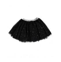 134674 Nocturne small girls skirt black (5 pcs)