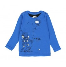 134675 Earthed small boys shirt combo 1 directoire blue (6 pcs)