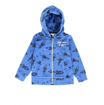 134677 Infusion small boys sweater nautical blue (5 pcs)