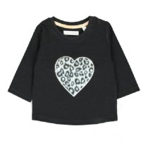 134696 Infusion baby girls shirt combo 1 black (4 pcs)