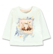 Design Matters baby girls shirt combo 1 marshmallow (4 pcs)