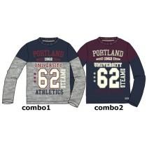 134955 Design Matters teen boys shirt combo 2 total eclipse (6 pcs)