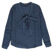 134969 Earthed ladies blouse 3 colors (18 pcs)