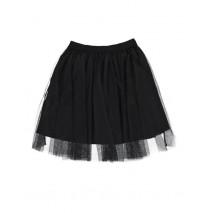 Nocturne teen girls skirt black (5 pcs)