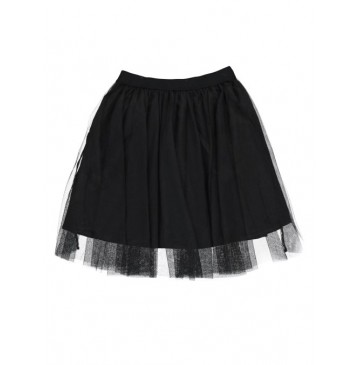 134978 Nocturne teen girls skirt black (5 pcs)
