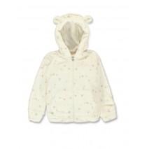 Infusion cardigan sweat small girls marshmallow (5 pcs)