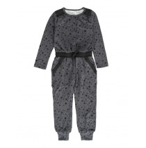 135051 Nocturne small girls overall black (5 pcs)