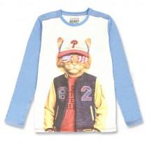 135072 Design Matters boys shirt combo 1 marshmallow  (6 pcs)