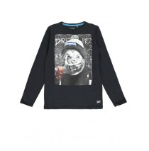 Nocturne teen boys shirt combo 1 black (6 pcs)