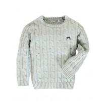 Infusion small boys pullover combo 1 grey melange (6 pcs)
