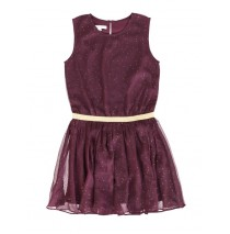 135191 Nocturne small girls dress winetasting (5 pcs)
