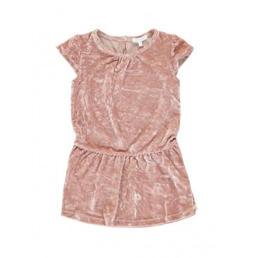 Nocturne small girls dress pink (5 pcs)