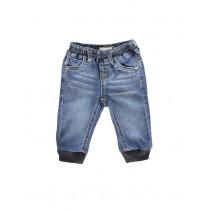 135227 Nocturne baby boys Jog denim pant blue (4 pcs)