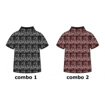 135306 Nocturne teen girls shirt  combo 2 winetasting (6 pcs)