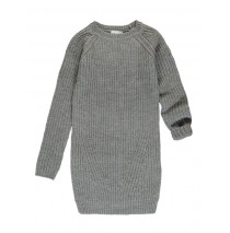 135374 Earthed teen girls dress grey (5 pcs)