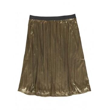 135408 Infusion teen girls skirt gold combo (5 pcs)