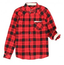 135419 Nocturne teen boys blouse combo 1 scarlet sage (6 pcs)