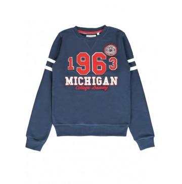 135459 Essentials teen girls sweatshirt  combo 1 total eclipse (6 pcs)
