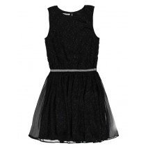 Nocturne teen girls dress black (4 pcs)