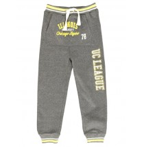 Essentials small boys jogging pant dk grey melange (5 pcs)