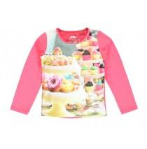 135549 Design Matters small girls shirt combo 1 raspberry (6 pcs)