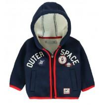 135557 Infusion baby boys cardigan fleece sweater combo 1 blue depths (4 pcs)