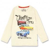 Infusion small boys shirt combo 1 beige melange (6 pcs)