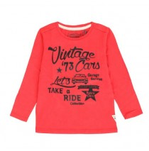 Infusion small boys shirt combo 1 scarlet sage (6 pcs)