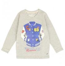 Infusion small boys shirt combo 1 grey melange (6 pcs)