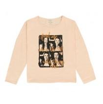 Earthed teen girls shirt combo 1 evening sand (6 pcs)
