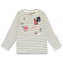 Infusion small boys shirt combo 1 cream melange (6 pcs)