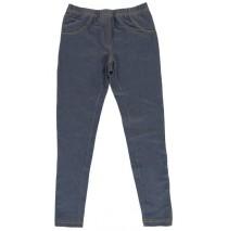 135732 Essentials teen girls legging blue (5 pcs)
