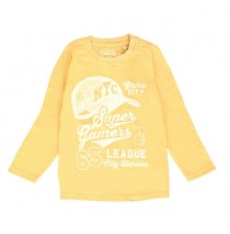 Design Matters small boys shirt combo 1 yellow (6 pcs)