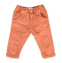 Earthed baby boys pant combo 1 ginger bread (4 pcs)